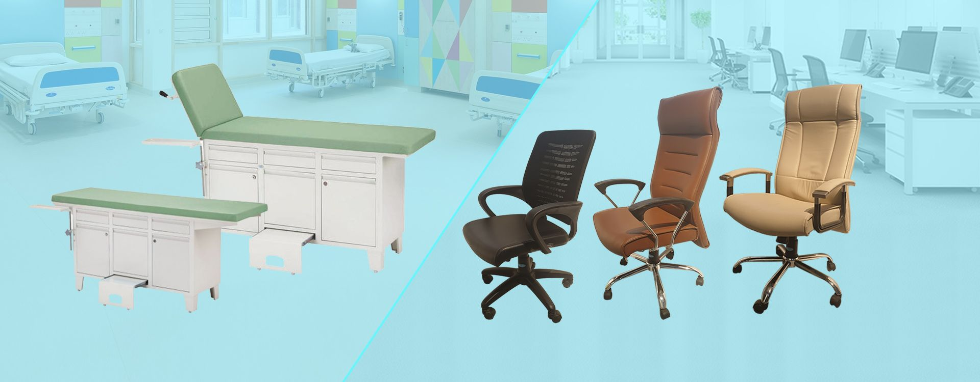 hospital furniture manufacturer